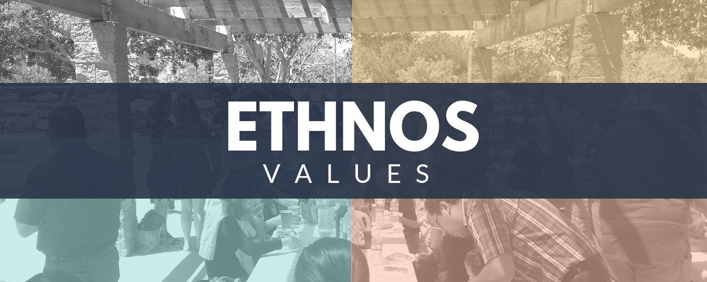Ethnos Values: Diversity