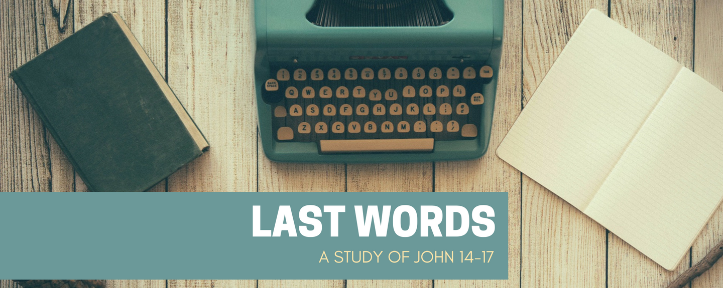 Last Words: Belonging to Jesus