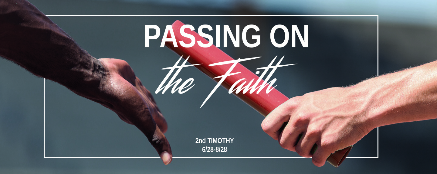 Passing on the Faith 3